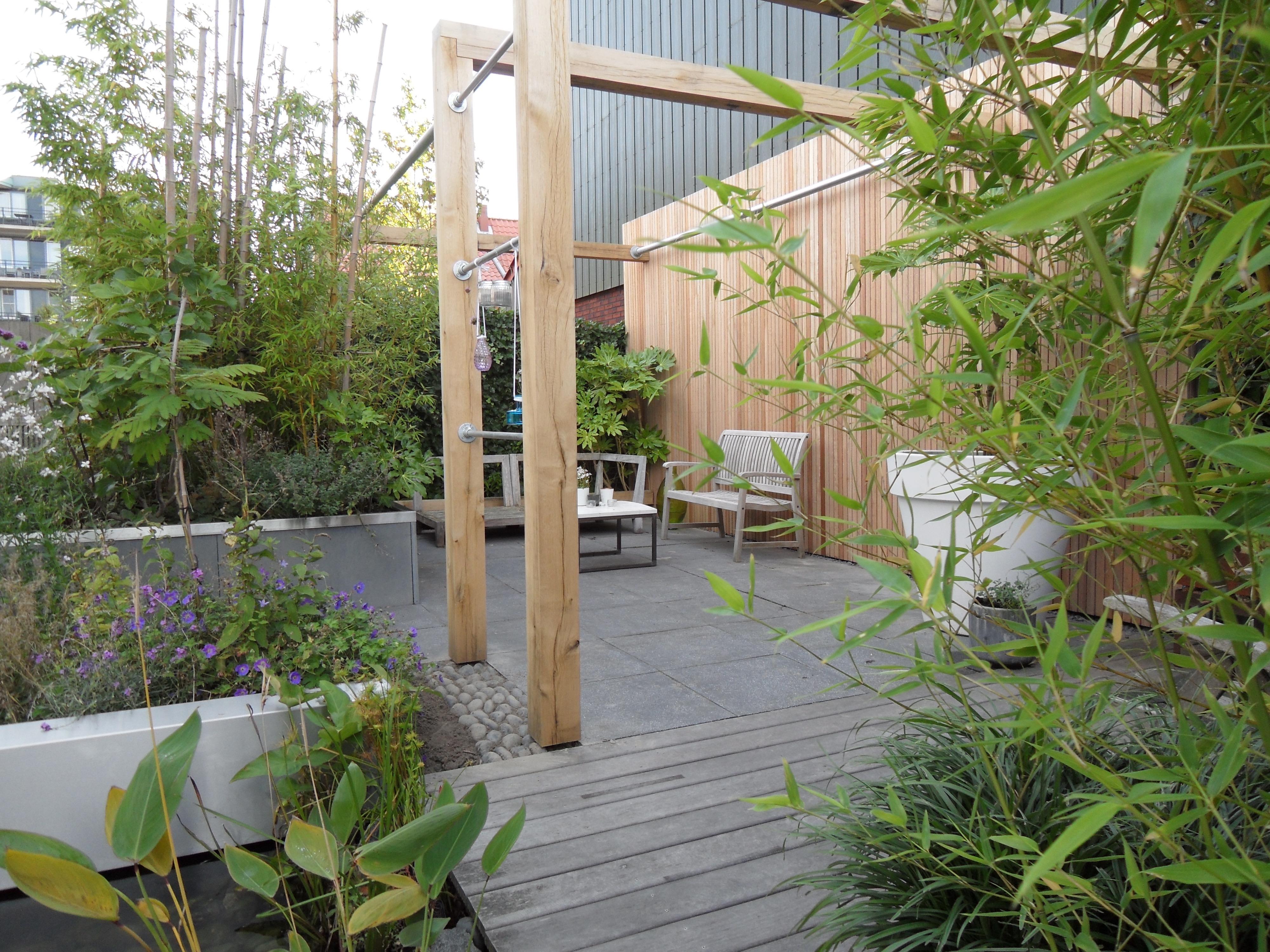 Werkwijze tuin ontwerp samen